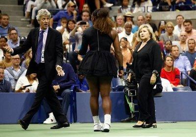 ITF defiende a juez de silla