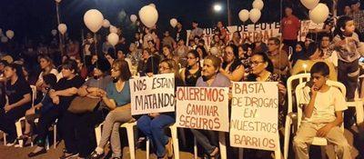 Barrio San Luis: Pidieron más presencia policial y se quejaron de autoridades locales