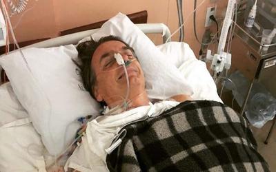 Bolsonaro sigue en terapia y será sometido a otra cirugía