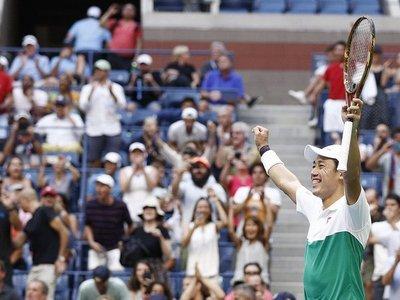 Nishikori se venga de Cilic y vuelve a las semifinales del US Open