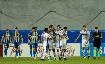 Nacional vence a Capiatá en el cierre de la Fecha 9