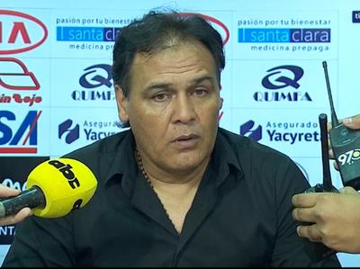 Celso Ayala, contento por sumar de a tres
