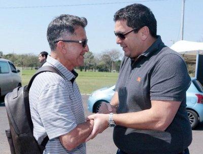 Osorio retornó a Colombia