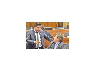 Reúnen firmas para la pérdida de investidura del diputado Portillo