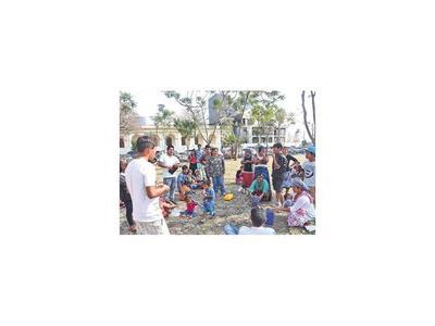 Entes prometen cumplir postergados reclamos de los indígenas    acampados