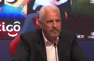 Presidente de Cerro Porteño anunció su retiro de la testera