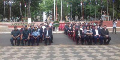 Celebraron el Día de los Héroes en Villarrica