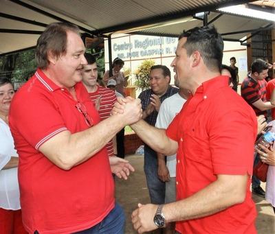 """""""Ganó el pueblo, ganó la transparencia, ganó Añetete"""", indica Ulises"""