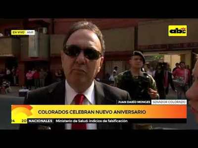 Aniversario ANR: Juan Darío Monges