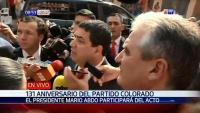 """Para Velázquez, Quintana trabajó de abogado cuando habló con """"Cucho"""""""