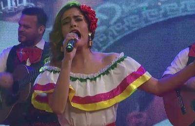 """Tras recuperar la voz, Mily ex """"Kchorrita"""" volvió a cantar """"Cucurrucucu"""""""