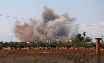 """Rusia defiende ofensiva contra Idleb para """"eliminar el terrorismo en Siria"""""""