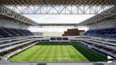 HOY / Está venciendo el plazo para el estadio en la Costanera Norte