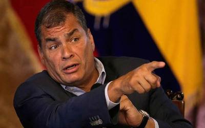 Ecuador: Investigan al expresidente Rafael Correa por delincuencia organizada