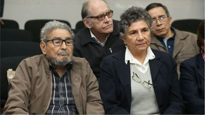 Cadena perpetua a jefe de Sendero Luminoso por atentado que conmocionó a Perú