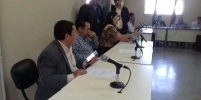 No tiene validez nada de lo que resuelve la Junta Departamental asegura concejal Peralta