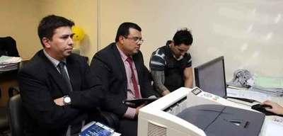 """Prisión en Emboscada para secretario de """"Cucho"""""""