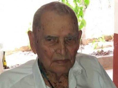 Fallece héroe de la Guerra del Chaco a los 104 años