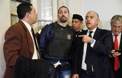 En Argentina juzgan desde hoy a Pérez Corradi, narco que escapó a Paraguay