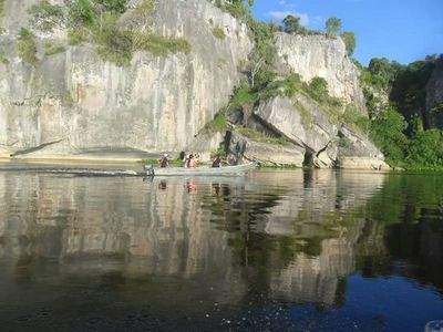 Vallemí y sus mágicas cavernas, otra maravilla de Paraguay