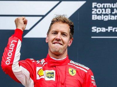 Vettel reanudará su 'caza a Hamilton'