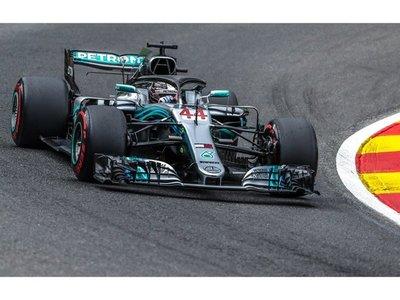 El inglés Lewis Hamilton se hace con la pole en Bélgica