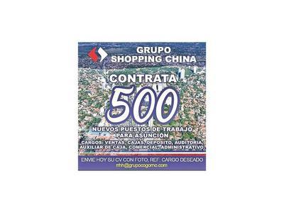 Grupo Cogorno busca reclutar 500 empleados en Asunción