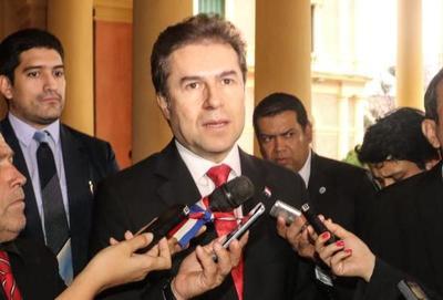 Senado interpelará a Castiglioni por la torpeza diplomática con Israel