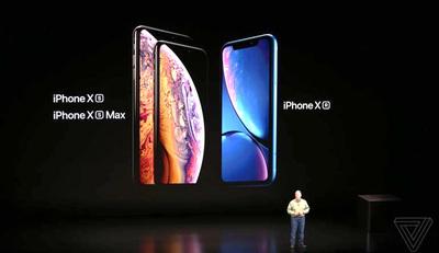 Apple lanzó tres nuevos modelos de iPhone