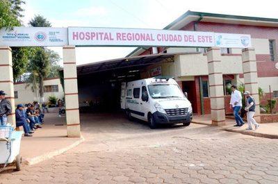 Auditarán Hospital Regional por falta de atención a paciente en UTI