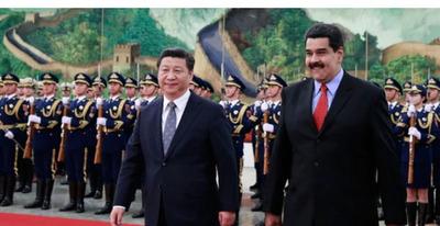 Presidente chino respaldó a la dictadura de Nicolás Maduro