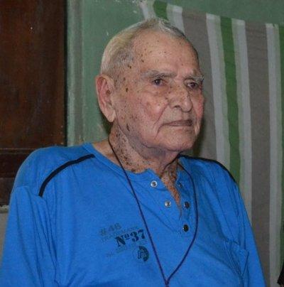 Muere uno de los últimos héroes del Chaco de Ñeembucú