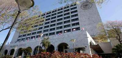 Ratifican descuento salarial de funcionarios judiciales