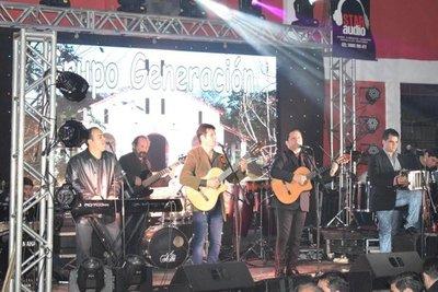 """Festejo en la """"Cuna del Arpa Paraguaya"""""""