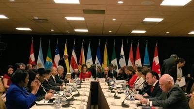 Grupo de Lima rechaza posibilidad de intervención militar en Venezuela