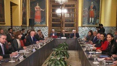 El Grupo de Lima descarta intervención alguna a Venezuela