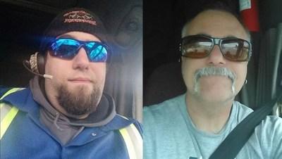 Dos compañeros de trabajo descubrieron que son padre e hijo gracias a Facebook