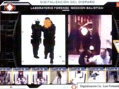 Pericia  revela que Gustavo Florentín fue el que disparó a Rodrigo  Quintana