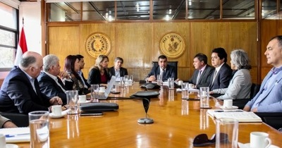 Empresarios de Ciudad del Este hablan con ministra sobre las Tiendas Francas