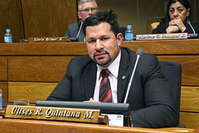 Piden que se anule acta de imputación que pesa sobre Ulises Quintana