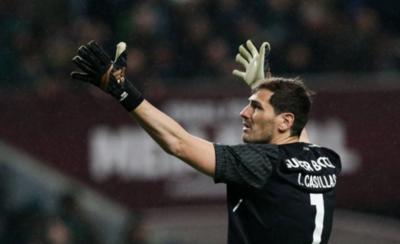 """HOY / Casillas agranda su leyenda con récord en """"Champions"""""""