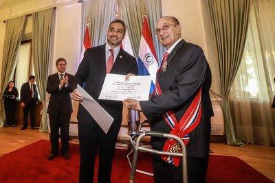 Rafael Rojas Doria es declarado Tesoro Nacional Vivo