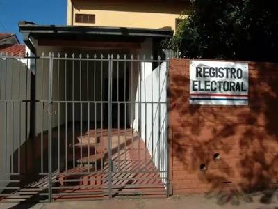 Registro Electoral en Encarnación con nuevo responsable