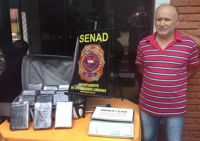 Presidente del Club Adolfo Riquelme nuevamente va preso