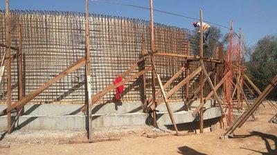 Acueducto del Chaco alcanza 73% de ejecución