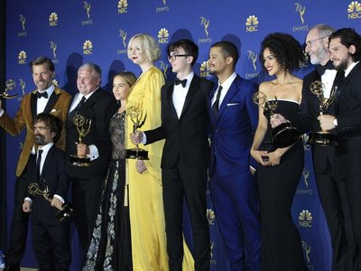 Game of Thrones y The Marvelous Mrs. Maisel conquistan los Emmy