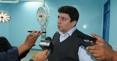 Sigue proceso de equipamiento del Hospital del IPS de CDE