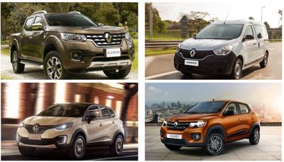 Renault, con la mayor gama de productos