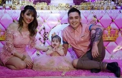 Marilina Bogado Así Saludó A Su Hija Por Su Primer Añito