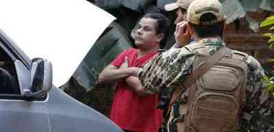 Berilo: Prisión preventiva para taxista